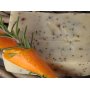 Orange Rosemary Gardener's Scrub Bar