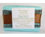 Summer Woods Castile Soap